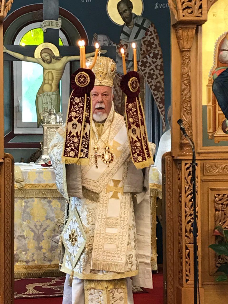 Ι. Ναός τριών Ιεραρχών Αννοβέρου - 25ετές Ιωβηλαίο Ενοριακού Κέντρου FOTO