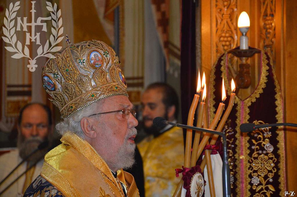 Ο Βρυούλων κ. Παντελεήμων στην Αρχιερατική Θεία Λειτουργία στον Πανηγυρίζοντα Ι.Ν.Ζωοδόχου Πηγής Αμπελοκήπων FOTO