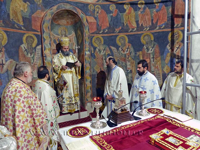 Ιερά Μονή Ζωοδόχου Πηγής Ανθοχωρίου Μετσόβου FOTO