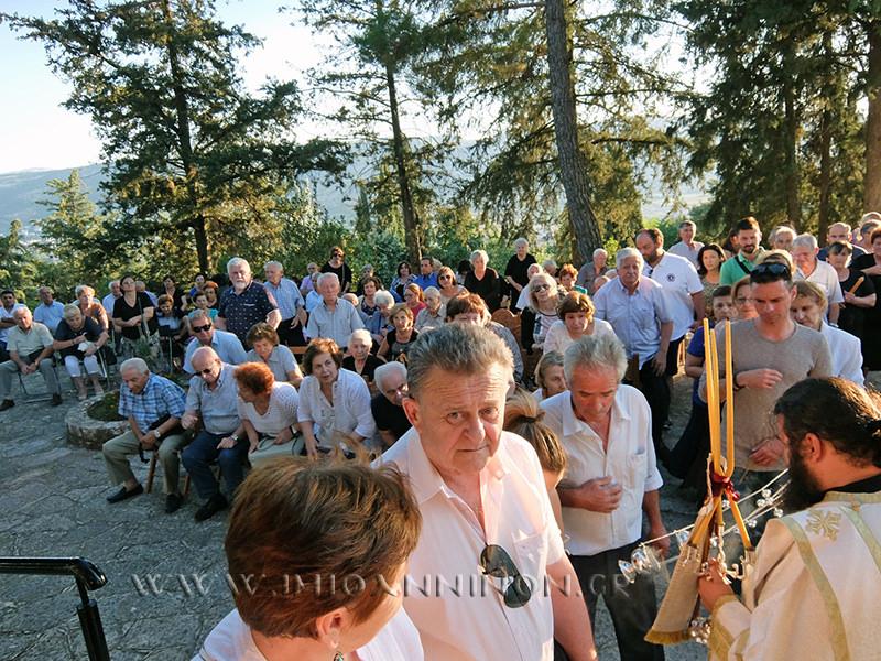 Εορτή του Προφήτου Ηλιού στο Περάτη και στο Καρδαμίτση FOTO