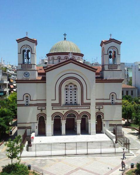 Ιερός Ναός Αγίου Παύλου οδού Ψαρών Πρόγραμμα Ιερών Ακολουθιών μηνός Μαρτίου 2018
