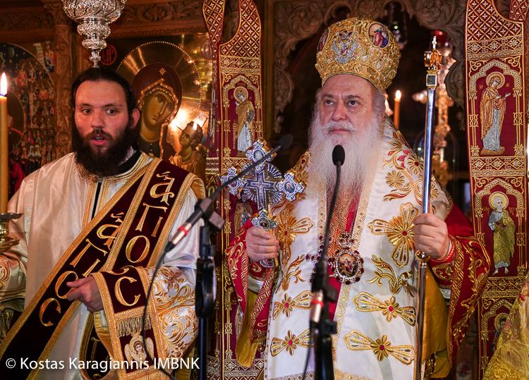 Δευτέρα της Διακαινησίμου στην Ιερά Μονή Αγίων Πάντων Βεργίνας. FOTO