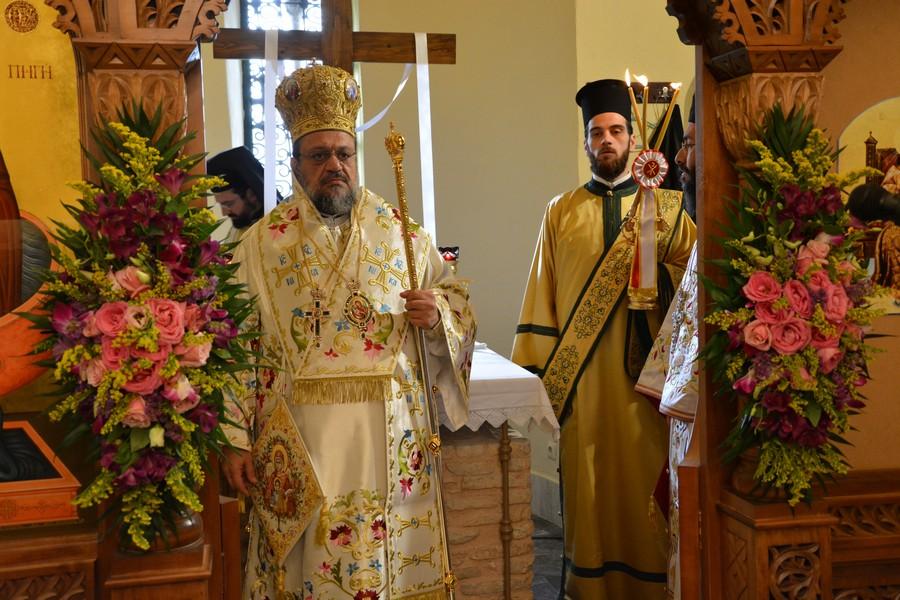 Λαμπρά Εγκαίνια στην Ιερά Μονή Βελανιδιάς Μεσσηνίας FOTO