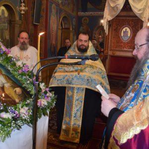 Οι Γ΄ Χαιρετισμοί της Υπεραγίας Θεοτόκου στην Ιερά Μητρόπολη Μεγάρων και Σαλαμίνος FOTO