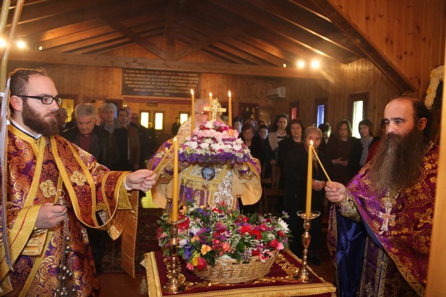 Ιερά Μητρόπολη Διδυμοτείχου, Ορεστιάδος και Σουφλίου - Κυριακή Σταυροπροσκυνήσεως FOTO
