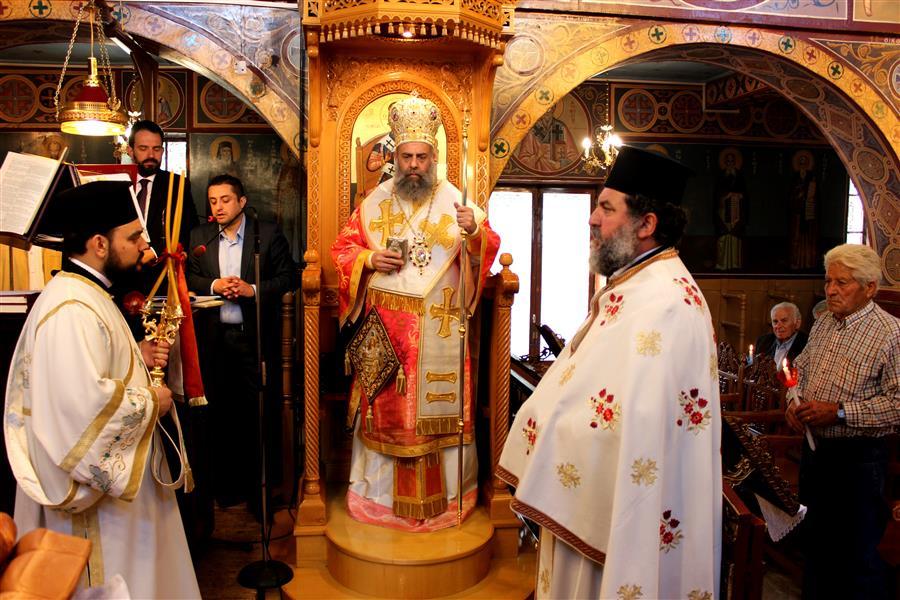 Ιερός Ναός Ζωοδόχου Πηγής Δ.Δ. Ραχούλας FOTO