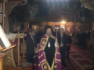 Ι. Μητρόπολις Ιερισσού, Αγίου Όρους και Αρδαμερίου - Κυριακή της Σταυροπροσκυνήσεως
