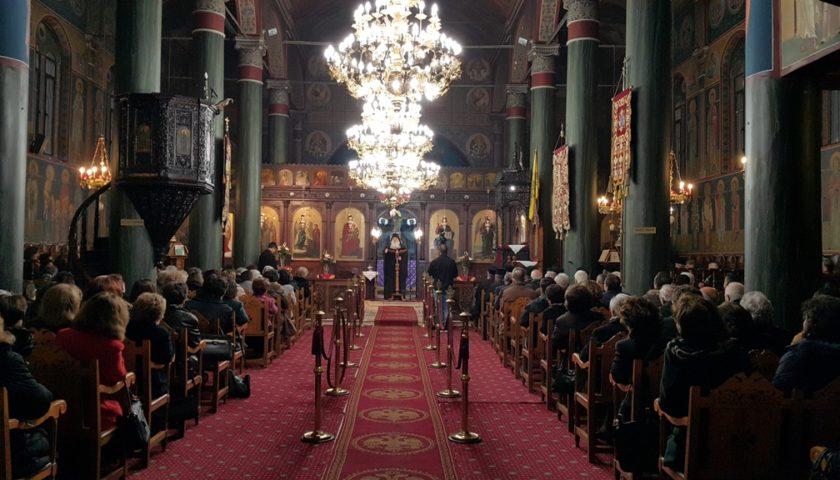Ομιλία του Αρχιμανδρίτου π. Μιχαήλ Σαντοριναίου VIDEO