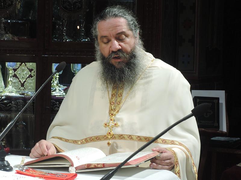 «Ο Σταυρός είναι το μεγαλύτερο μάθημα ζωής» - Πρωτ. Γεώργιος Σχοινάς VIDEO