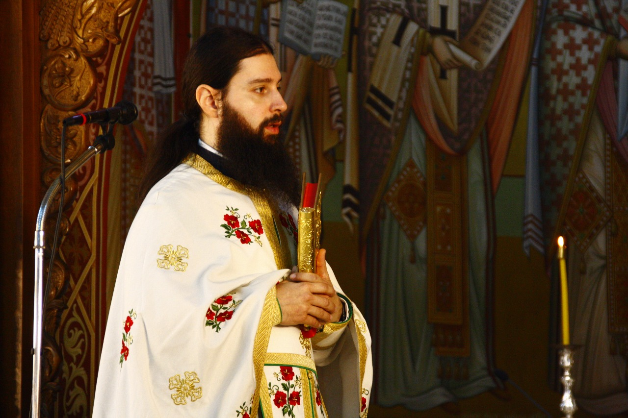 Κυριακή του Θωμά με τη χορωδία « Ό Άγιος Αλέξανδρος» FOTO