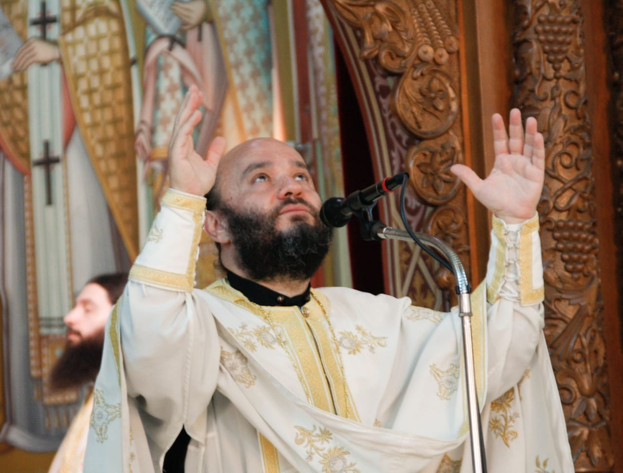 """""""Η ταπείνωση και  η πίστη στο Χριστό ο δρόμος προς την αγιότητα"""" π. Ευγένιος Παντζαρίδης FOTO"""