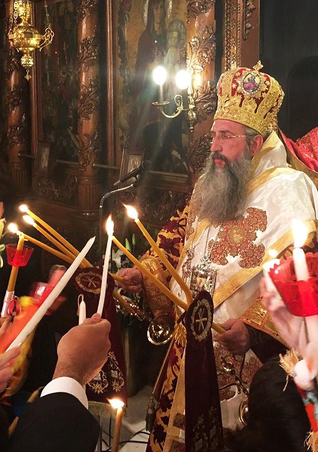 Εγκύκλιο του Σεβ. Μητροπολίτου Ρεθύμνης και Αυλοποτάμου κ. Ευγενίου για το Άγιον Πάσχα 2018